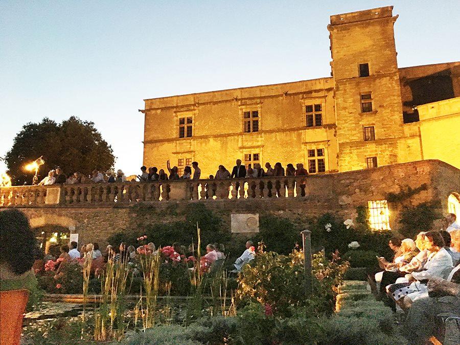 Le Bonheur Musical au château de Lourmarin