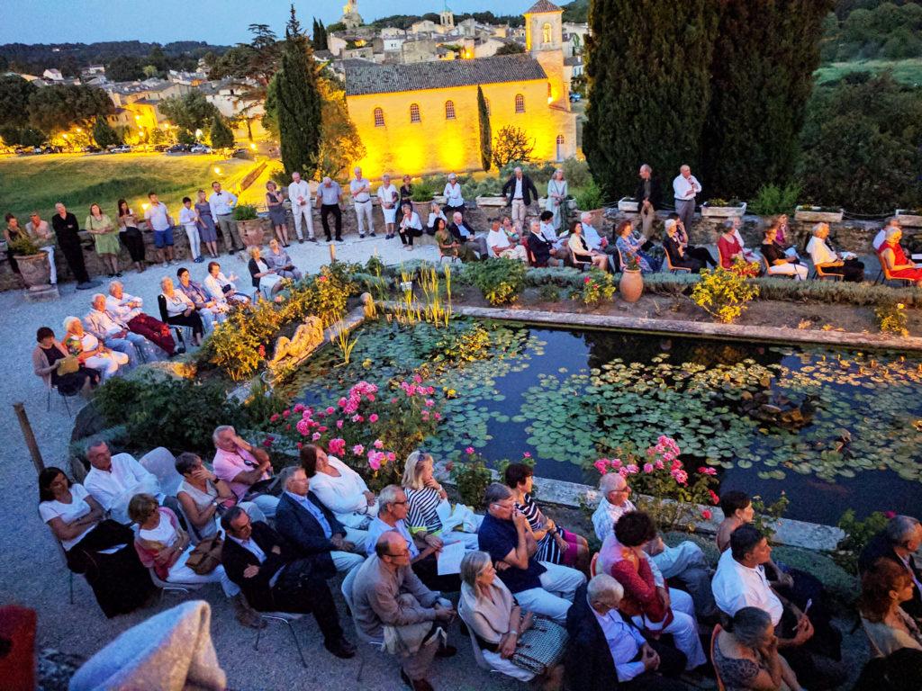 Festival Bonheur Musical au Chateau de Lourmarin